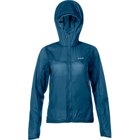 Rab Vital Windshell Hoody Women ink